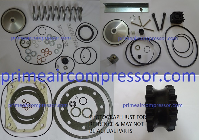 2906048600 Gearcasing seal kit