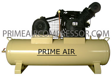 Ingersoll Rand Air Compressor Type-30 (T30) 71T2 15HP Equivalent - Click Image to Close
